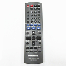 General Remote Control for Panasonic 2.1/5.1/7.1 Channel DVD Home Theater System Black