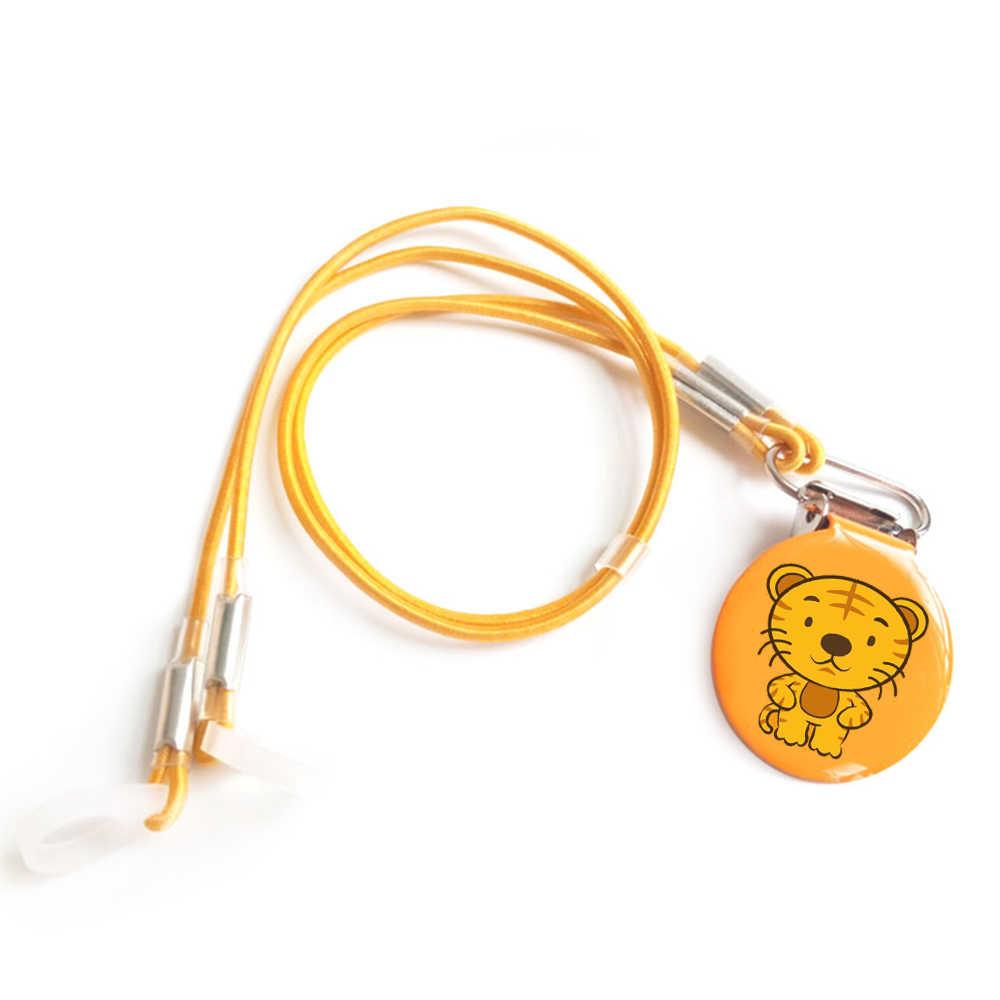 Bte aparelho auditivo clipe protetor titular com desenho dos desenhos animados para atrás da orelha aparelhos auditivos e implantes cocleares