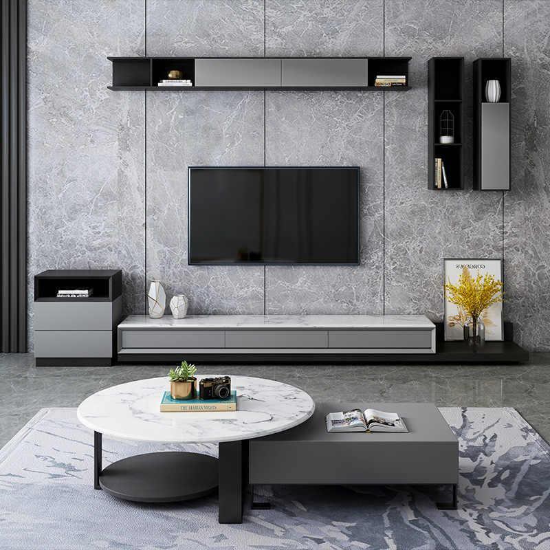 meubles de salon table basse en marbre