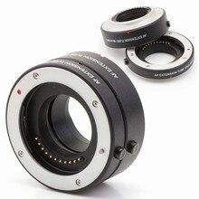 Pixco Macro Autofocus tubo Terno para Micro 4/3 Panasonic LUMIX GX9 GX85 GX8 GX85 G5 G3 G2 G1 G10 Câmera