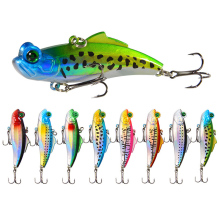 New Color The Time Fishing Lure Bait Crank Floating Artificial Lures Crankbait Hard Bass 12.5g/65mm