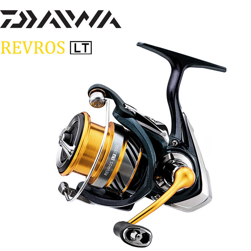 DAIWA Revros LT Saltwater Spinning Fishing Reel