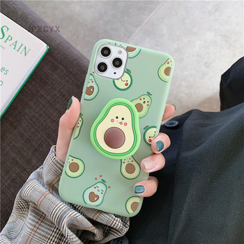 Avocado Soft Case for iPhone SE (2020) 4