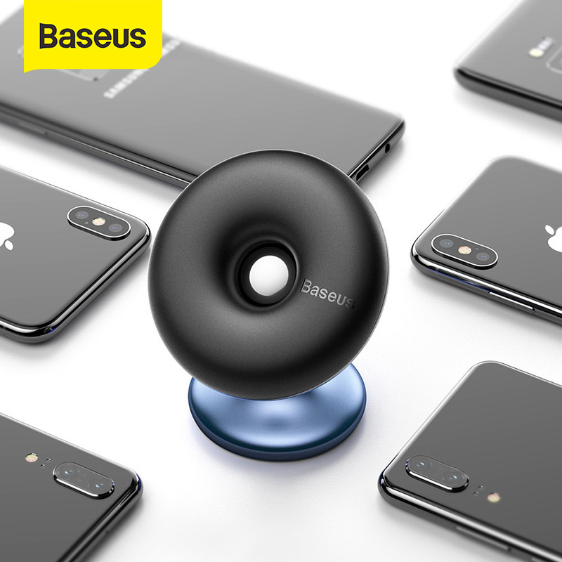 Baseus Car Holder For Phone 360 Degree Car Air Vent Mount Mobile Holder Stand For IPhone 11 Samsung Magnetic Phone Holder