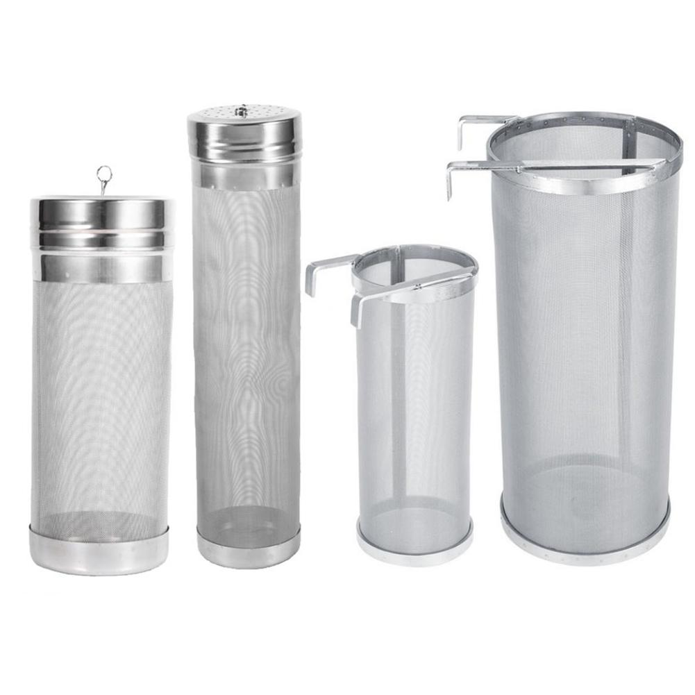 300 Micron Stainless Steel Hop Spider Mesh Beer Filter Homemade Brewing Home Coffee Hopper Home Brew