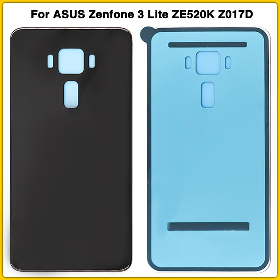New ZE520KL Rear Housing Case For ASUS Zenfone 3 Lite ZE520KL Z017D Z017DA Z017DB Battery Back Cover Door Rear Cover