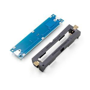 Image 2 - 5v/12v 18650 リチウムバッテリ昇圧ステップアップモジュール充電放電同時にups保護ボード充電器回路リチウムイオン