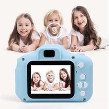 Hd версия портативный детский фотоаппарат мини Slr мини-камера детский фотоаппарат милый подарок для девочки детская мини-камера