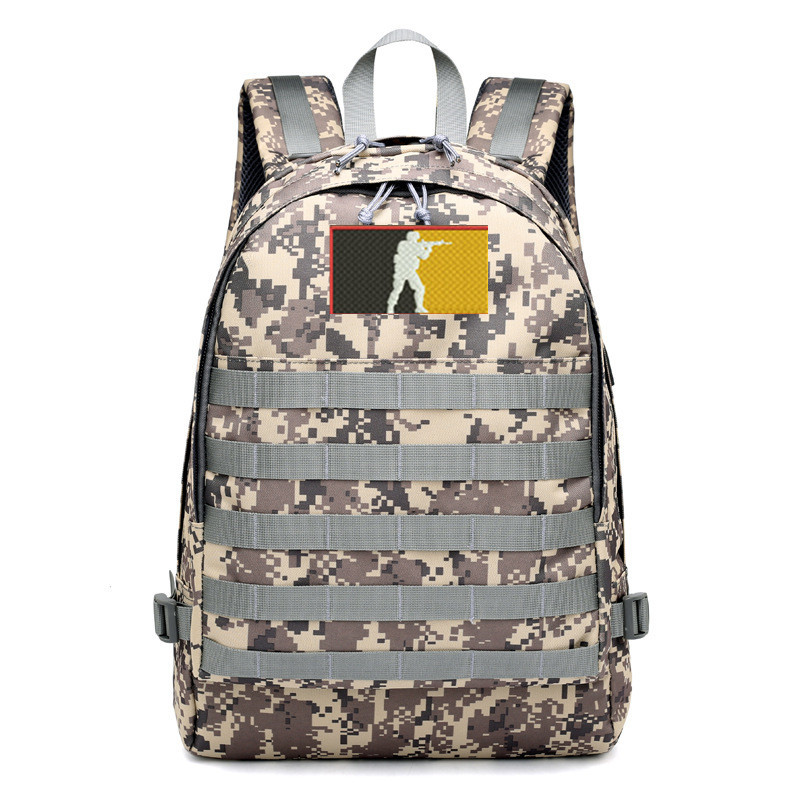 Anti-terrorism Elite Global Offensive CSGO Related Products Backpack Schoolbag Travel Bag