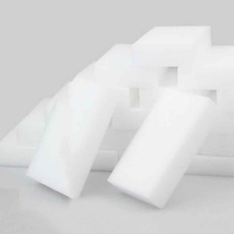 ขายส่ง20/40/100ชิ้น/เซ็ตMulti-Functional Magic Sponge Eraserห้องครัวเมลามีนทำความสะอาดโฟมทำความสะอาดpad Supply