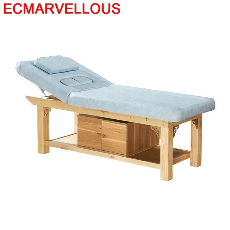 Cadeira De Massagem Pedicure Tafel Beauty Furniture Masaj Koltugu Massagetafel Dental Folding Salon Table Chair Massage Bed