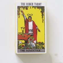 New Tarot Cards Oracles Deck Mysterious Divination The Pilot Tarot Deck For Girls Cards Board Game