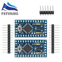 ATMEGA328P – Carte de développement Pro mini 5V/16MHz ou 3,3 V/8 MHz, carte mère pour ordinateur Arduino, ATMEGA328,