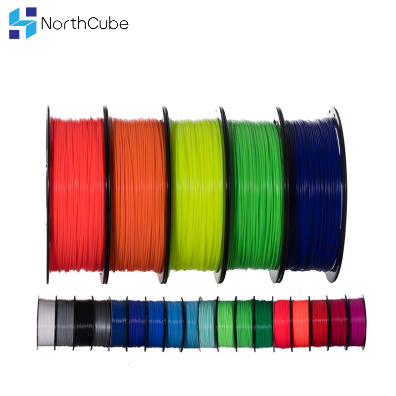 3D Printer Filament PLA ABS TPU PETG WOOD MARBLE 1 75mm 1KG Spool 3D printing material for 3D Printers and 3D Pens