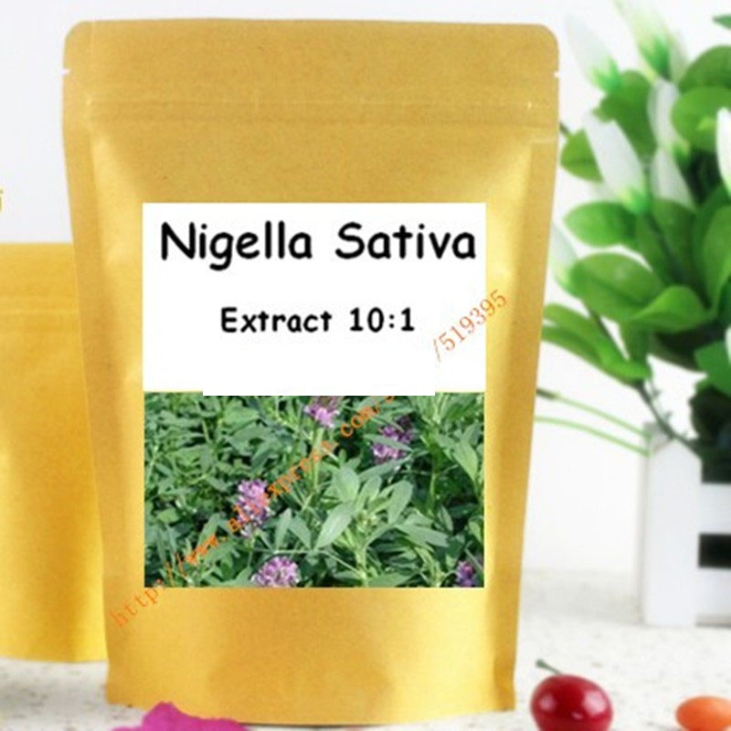 250gram Nigella Sativa Black Cumin Seed Extract Powder Free Shipping