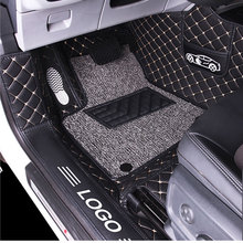 Tapete de chão cobertura completa para geely atlas geely auto emgrand x7 1 conjunto