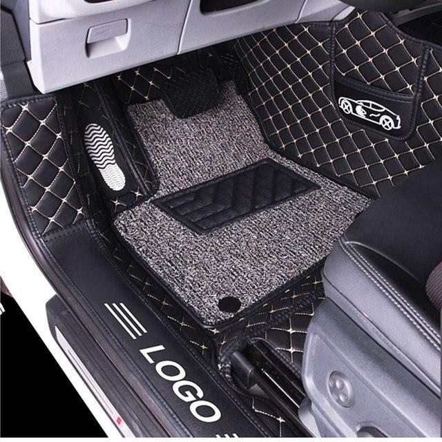 الكلمة حصيرة غطاء كامل السجاد لجيلي أطلس جيلي السيارات emgrand X7 1 مجموعة
