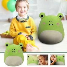 Cushion Plush-Toy Soft-Pillow Dinosaur Stuffed Kawaii Waist-Buddy Decoration Animal-Doll