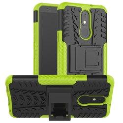 На Алиэкспресс купить чехол для смартфона shockproof armor car magnetic hard rubber phone case for lg v40 g8 v50 k40 k12 plus stylo 5 q60 k50 x2 k30 2019 protective cover