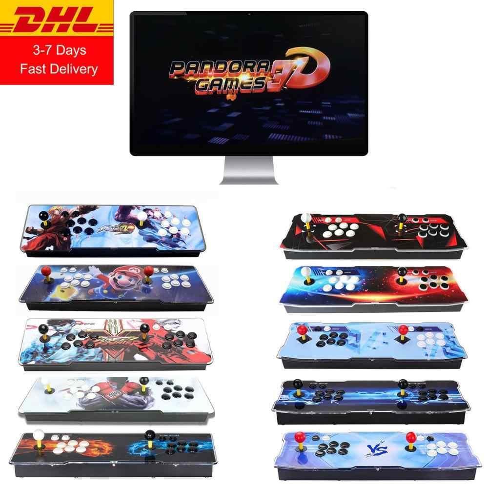 Pandora Harta Karun II Arcade Konsol 2650 Game HD 1920X1080