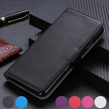 Litchi Flip PU Leather Stand Card Slots Wallet Cover Case for Google Pixel 4/ 4 XL/ 3A/3A 3 Lite/ Lite
