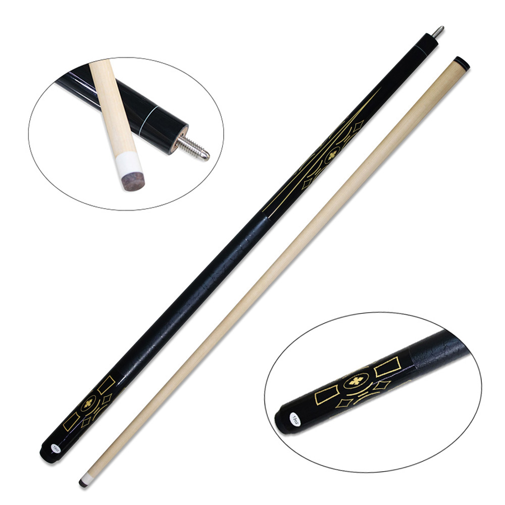 Modern Style 9-ball Pool Table Pole Stick, 58inch Billiard Cue Stick
