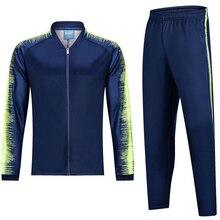 Jacket Football-Game-Suit Basketball Running-Training Sports Autumn Winter And Zipper