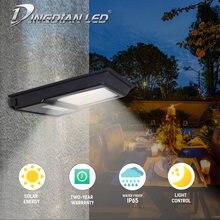 Светодиодный прожектор на солнечной батарее водонепроницаемый
