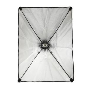 Осветительный прибор для фотосъемки со штативом 2 м + софтбокс для фотостудии 50*70 см + диммируемая Светодиодная лампа 50 Вт для камеры, съемки телефона