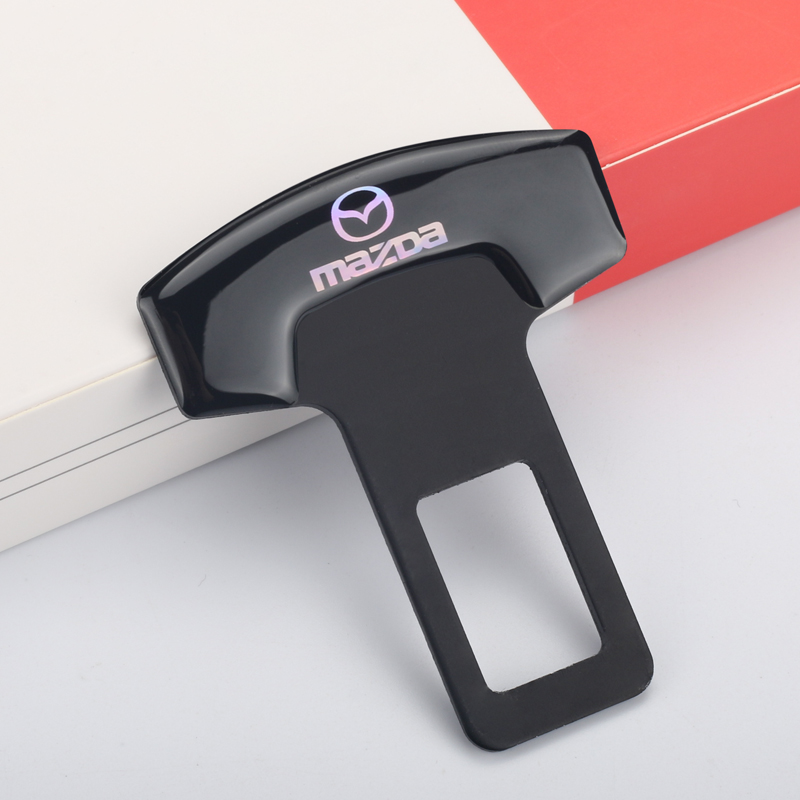Auto Styling Voor Mazda 2 Mazda 3 Ms Voor Mazda 6 CX-5 CX5 Auto Gespen Auto Seat Safty Belt alarm Canceler Stopper 1 Pcs