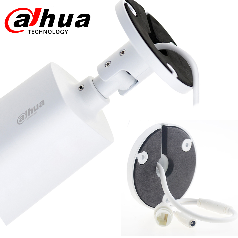 Wholesale DH IPC-HFW4431R-Z 4pcs/lot 4mp Network IP Camera 2.7-12mm VF Lens Auto Focus 60m IR Bullet Security POE For CCTV Kits