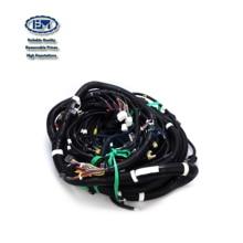 LQ13E01191P3 Hydraulic Pump Main Wire for SK250-8(super) Excavator Parts hpv091 hydraulic pump parts head cover for ex200 2 excavator main pump