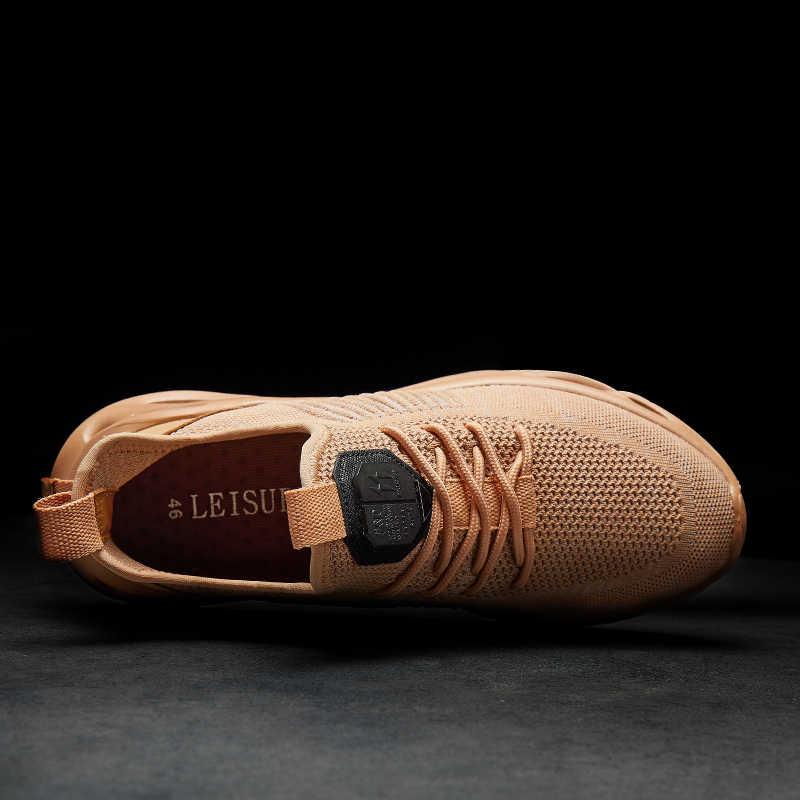 Легкая повседневная обувь дышащая мужская спортивная обувь мужская популярная модная Высококачественная обувь Tenis Masculino удобные мужские кроссовки Zapatillas