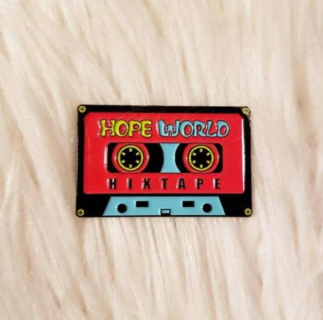 Kreatif Pop-Enamel Pin Kerah Lencana Bros Lucu Fashion Perhiasan