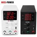 Nizza-power DC Labor 60V 5A Geregelte Einstellbare Netzteil 30V 10A Spannung Regler Stabilisator Schalt Bank quelle