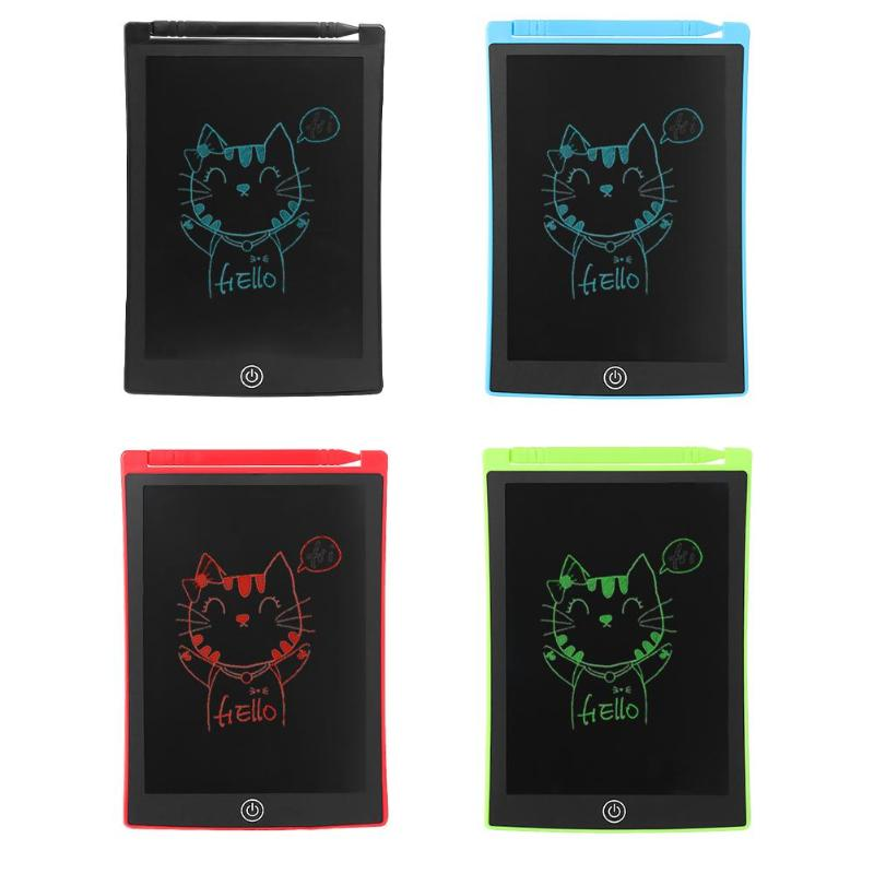 8.5 Inch LCD Writing Board Portable Ultra-thin E-writer Tablet Kids Drawing Toys Compact Design Light Weight Safety