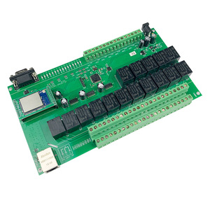 Image 4 - 16 + 8ch ethernet placa pcb kincony módulo de automação residencial inteligente controlador controle remoto 10a relé diy sistema interruptor domotica