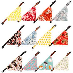 Dog-Bibs Scarf Puppy-Bandanas Dogs-Collars Pet-Grooming-35 Adjustable Small Necktie Bow-Ties