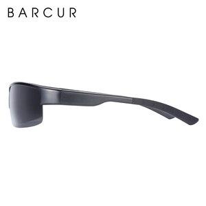 Image 5 - BACURY TAC Lens Aluminum Magnesium Sunglasses Men Polarized Sun glasses for Men Trending Sports Eyewear