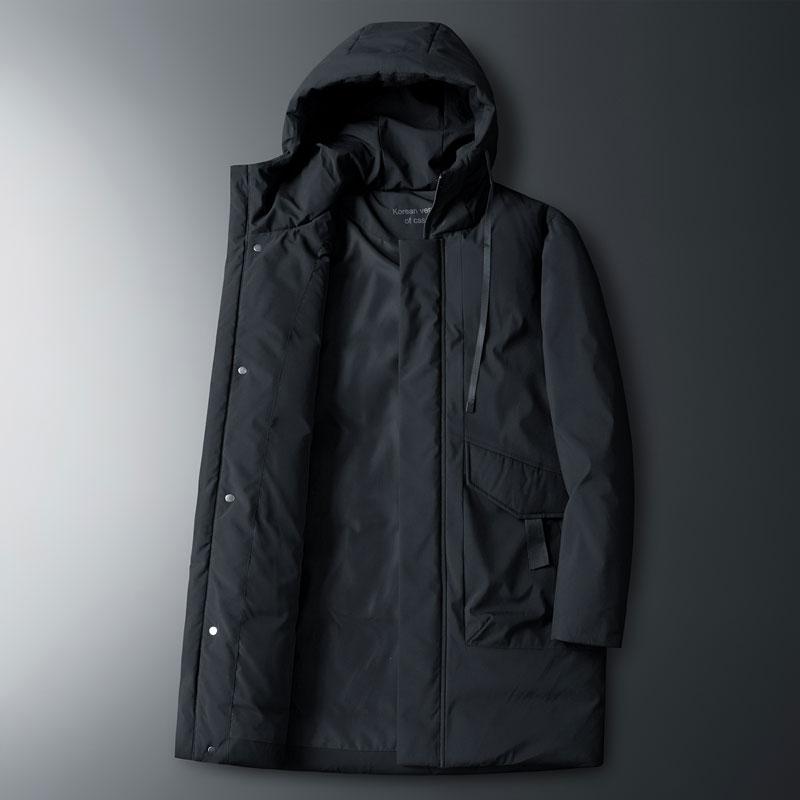 New Fashion Large Size Down Jacket Large Size Down Jacket