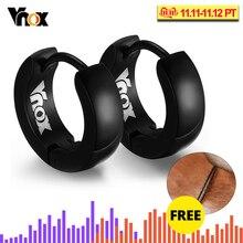 Fashion Hoop Earrings For Women 18k Gold Plated Stainless Steel ear jewelry Hot Sale Earrings