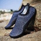 Soft Aqua Shoes Men ...