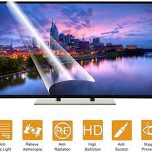 Для LG 20LB452A 20 дюймов светодиодный HD-Ready ТВ монитор Экран протектор-синий светильник фильтр Защита глаз синий светильник Блокировка Защитная пленка