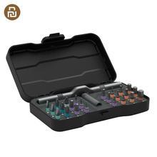 Youpin Duka RS1 24 en 1 jeu de tournevis clé à cliquet Kit de tournevis S2 embouts magnétiques ensemble doutils bricolage outils de réparation ménagers
