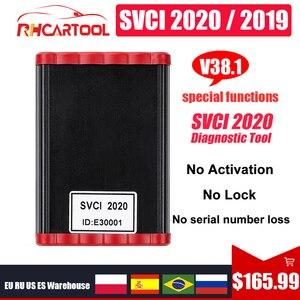 Image 2 - FVDI programador de teclas SVCI 2020 V38.1 OBD2, función SVCI de VVDI2 V2014 SVCI 2018, abrites commander Fvdi No limitada para actualización vag