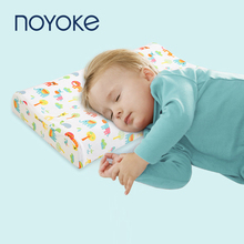 Kids Pillow Natural Latex Baby Bed Pillows For Sleeping Cartoon Printing Children Pillows For Bedroom Sleep 0 12 Years Old