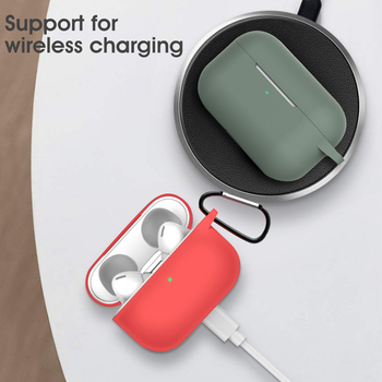 Silicone Shockproof Case for AirPods Pro 4