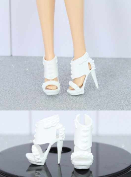 Yeni stiller bebek ayakkabıları BB 1:6 bebek A182