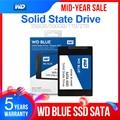 Western Digital WD Blue SSD 500gb interne Solid State Disque 500 GB - SATA 6 Gbit/s 2.5