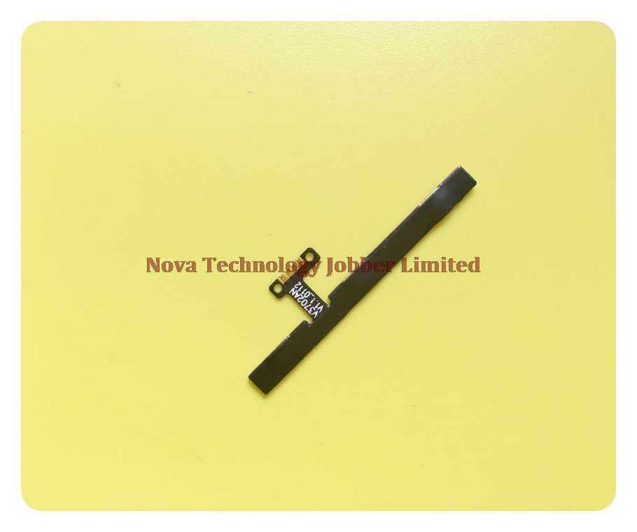 Wyieno BQ5020 Switch On/off Volume Ribbon For BQ 5020 Power Button Flex Cable Replacement Parts + Tracking